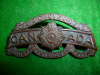 19-3, 4th Divisional Train Shoulder Title