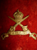 39-1A - Physical Training Instructor's Cap Badge (Tiptaft)
