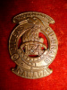 134th Battalion (Toronto Highlanders) Left Collar Badge