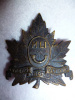 M48 - The Middlesex Light Infantry Cap Badge