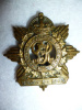 S5 - Royal Canadian Army Service Corps George V Cap Badge, 1922 issue