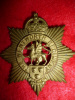 M116 - Wentworth Regiment Cap Badge