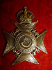 M61 - The Haldimand Rifles 1928 Cap Badge