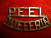 M60 - Peel & Dufferin Regiment Shoulder Title