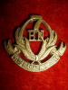 7th Hyderabad Infantry Cap Badge