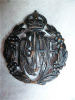 Australia - Royal Australian Air Force KC Cap Badge, WW2