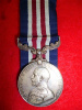 Military Medal, George V WW1 for Vimy Ridge to :  14th Bn (Royal Montreal Regiment) Canadian Infantry, with citation.