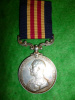 WW1 Military Medal to 1st Canadian Mounted Rifles, McEwen