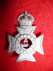 MM104 - 22nd Battalion The Oxford Rifles Cap Badge