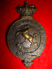 East Kent Volunteer Rifles QVC Glengarry Badge