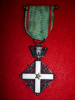Italy - Order of Merit Knight's Breast Badge