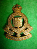 Royal Army Ordnance Corps Scarce 1946 Cap Badge