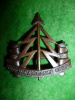 The Reconnaissance Corps WW2 Officer's Bronze OSD Cap Badge KK 1925