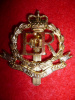 Royal Military Police QC Staybrite Cap Badge