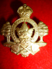 238th Battalion (Valcartier, Quebec) Forestry Cap Badge