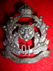 173rd Battalion Canadian Highlanders Piper's Glengarry Badge