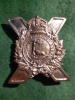 40-8, Canadian Forestry Corps Piper's Glengarry Cap Badge