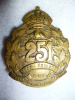 251st Battalion (Winnipeg Goodfellows) Cap Badge