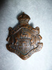 38-4, 1st Depot Bn (British Columbia) Collar Badge