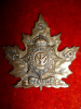 18-5, Ammunition Sub-Park Mechanical Transport Company Cap Badge