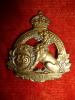 235th Battalion (Durham County) Collar Badge