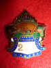 226th Battalion (Men of the North) Enamelled Sweetheart Pin