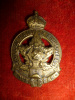 23-2 - No. 2 Section Skilled Railway Employees Collar Badge