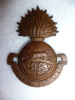 88A - 88th Battalion (Victoria Fusiliers) Officer's OSD Bronze Cap Badge