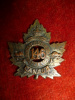 146th Battalion (Kingston) Collar Badge