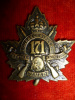 171st Battalion (Quebec Rifles) Cap Badge