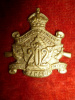 202nd Battalion (Edmonton Sportsmen) Collar Badge