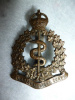 39-11, Canadian Army Medical Corps Officer's Bronze Collar Badge
