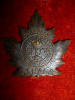 135th Battalion (Middlesex Battalion) Cap Badge, Ellis Maker