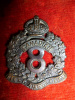 26-8, 8th Canadian Field Ambulance Cap Badge