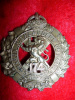174th Battalion (Cameron Highlanders) Officer's Cap Badge, McDougall