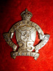 25th Battalion, 25A  (Nova Scotia) Cap Badge