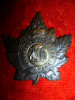 246th Battalion (Nova Scotia Highlanders) Eatons Pattern Officer's Cap Badge