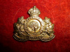 4-1, 1st Canadian Mounted Rifles Collar Badge