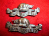 5-1, Royal Canadian Regiment Officer's Silver Collar Badge Pair