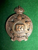 177th Battalion (Simcoe Foresters) Collar Badge