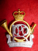 Q88a - Royal Canadian Postal Corps Officer's Cap Badge