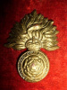 M14 - The Canadian Fusiliers Cap Badge