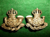 M15 - The Royal Rifles of Canada Collar Badge Pair