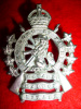 M39 - The Halton Rifles Cap Badge - Canada