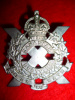 M77 - 1st Bn Canadian Scottish Cap Badge