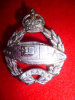 C56A - Canadian Armoured Fighting Vehicles Training Centre Officer's Cap Badge