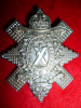 M10 - The Black Watch (R.H.C.) of Canada, 1930 Issue Cap Badge