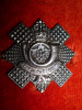 M52 - Highland Light Infantry of Canada Officer's KC Collar Badge