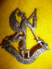 C14, 6th Duke of Connaught's Royal Canadian Hussars, Officer's Cap Badge