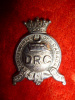 M62 - The Dufferin Rifles of Canada, Officer's Silvered Collar Badge